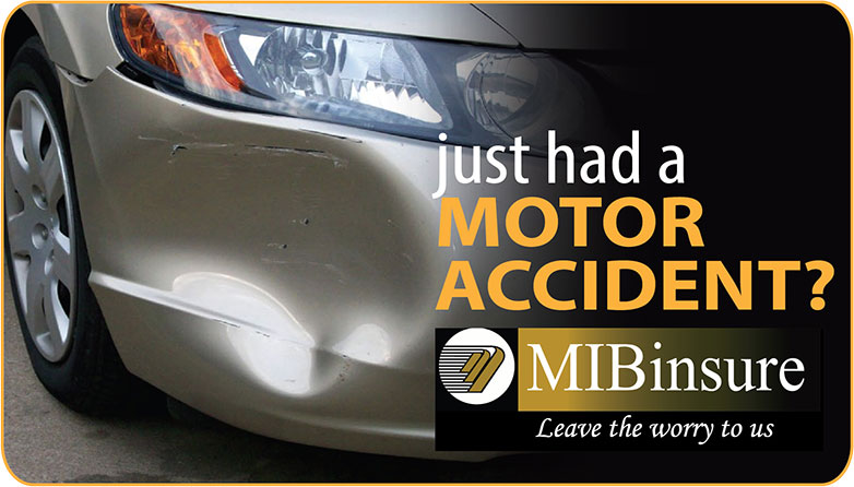 Motor Car Accident Insurance